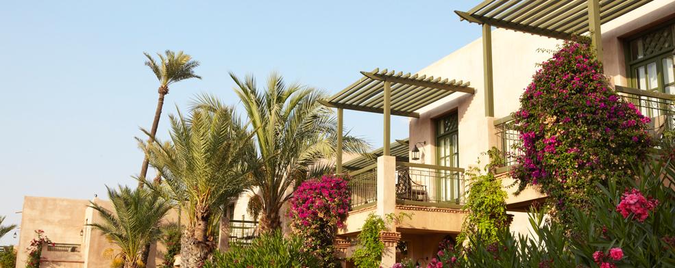 Marrakech Chambre