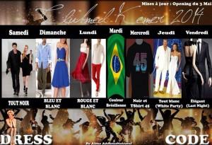 dress code Kemer